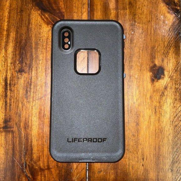 LifeProof iPhone Xs FRĒ Phone Case